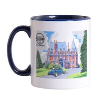 Sublimation Inside & Handle Color Mug