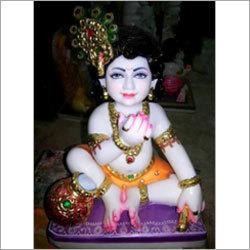Lord Marble Bal Krishna