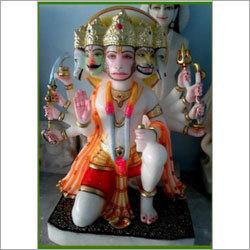 Lord Marble Hanuman Statues