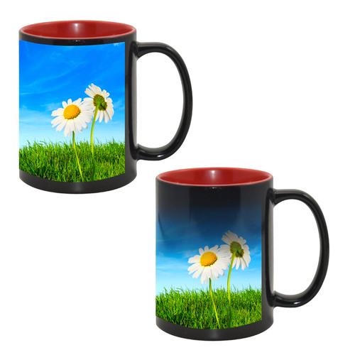 Sublimation Mug - Color Changing Inner Color