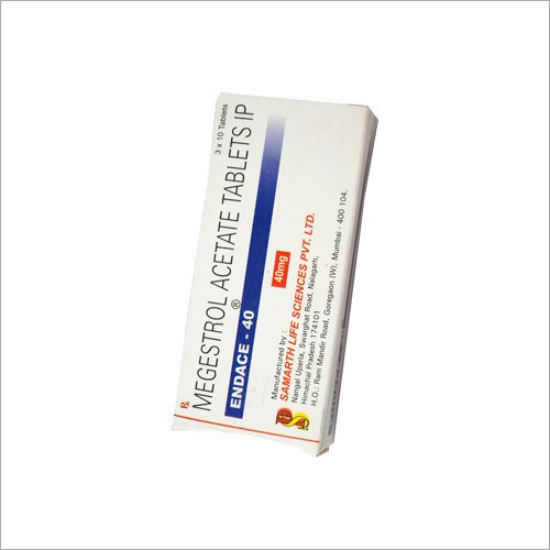 40mg Megestrol Acetate Tablets IP