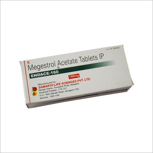 160mg Megestrol Acetate Tablets IP