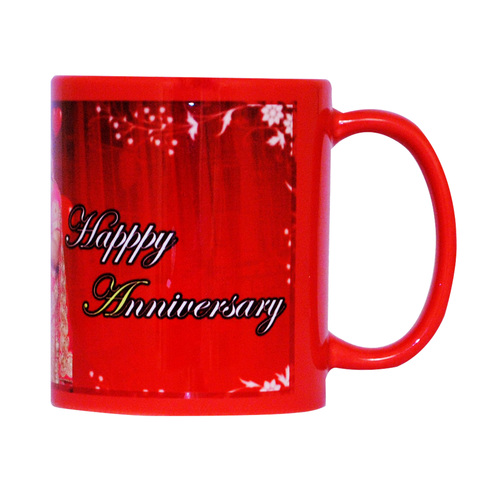 Sublimation Mug (Mug Magic Patch)