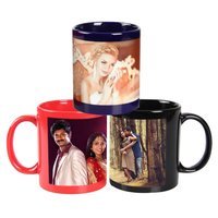 Sublimation Luminous Patch Mug