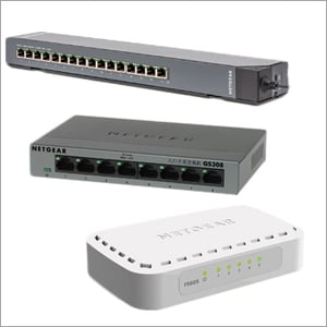 Ethernet Switches & Hubs