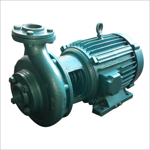 Single Phase Centrifugal Mono Block Pump