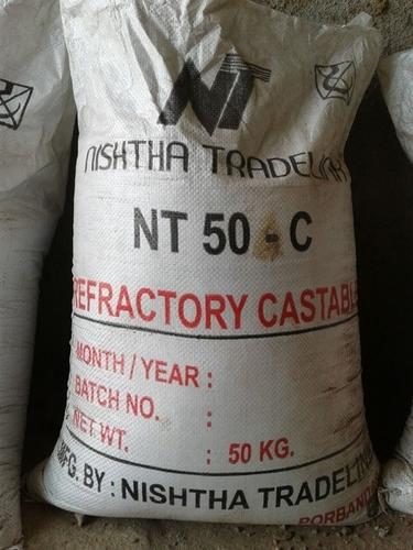 Boiler Castable Refractory