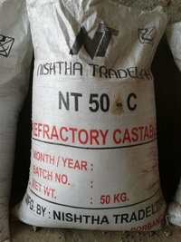 Boiler Castable Refractory