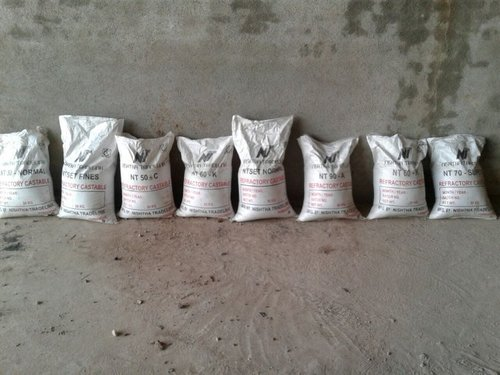 Refractory Castable Manufacturer