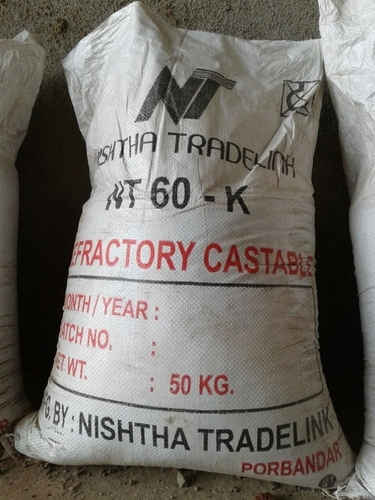 Industrial Refractory Castable