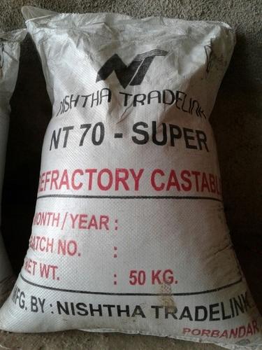 Refractory Castable Manufacturer In Porbandar