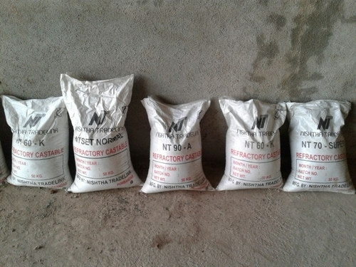 Refractory Castable Trader
