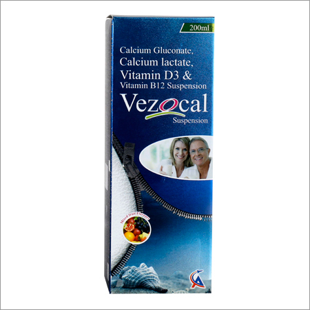 Vezocal Syrup