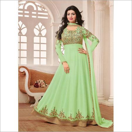 Ladies Heavy Embroidery Salwar Kameez