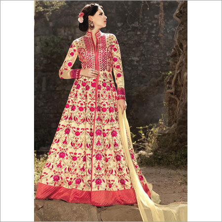 Ladies Heavy Work Salwar Kameez