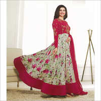 Ladies Printed Embroidery Suits