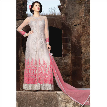 Ladies Long Salwar Suit