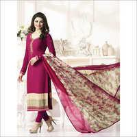Ladies Printed Churidar Suits