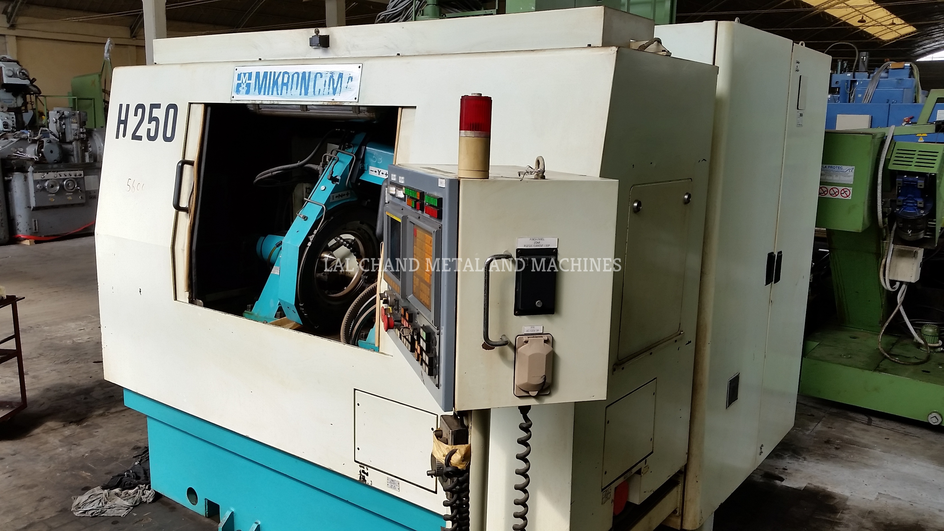MIKRON CIMA CNC Gear Shaving Machine