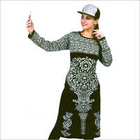 Ladies Woolen Fancy Kurti