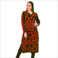 Ladies Woolen Trendy Kurti