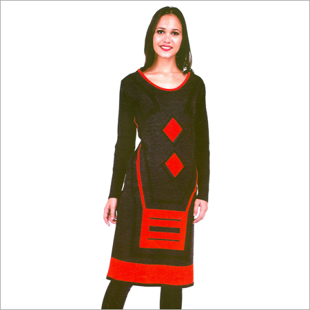 Ladies Fancy Woolen Kurtis