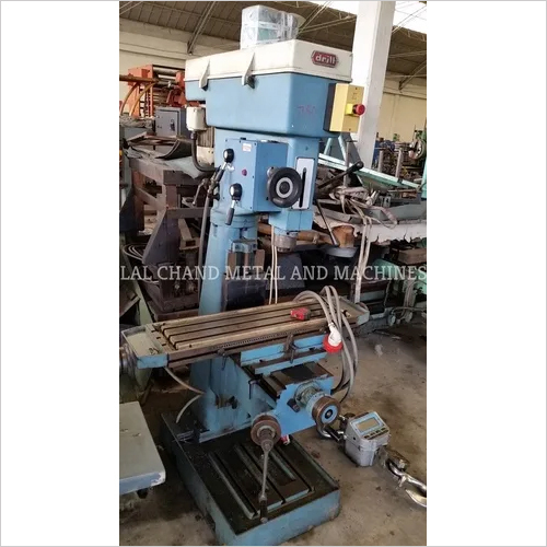 DRILL Vertical Milling and Drilling Machine
