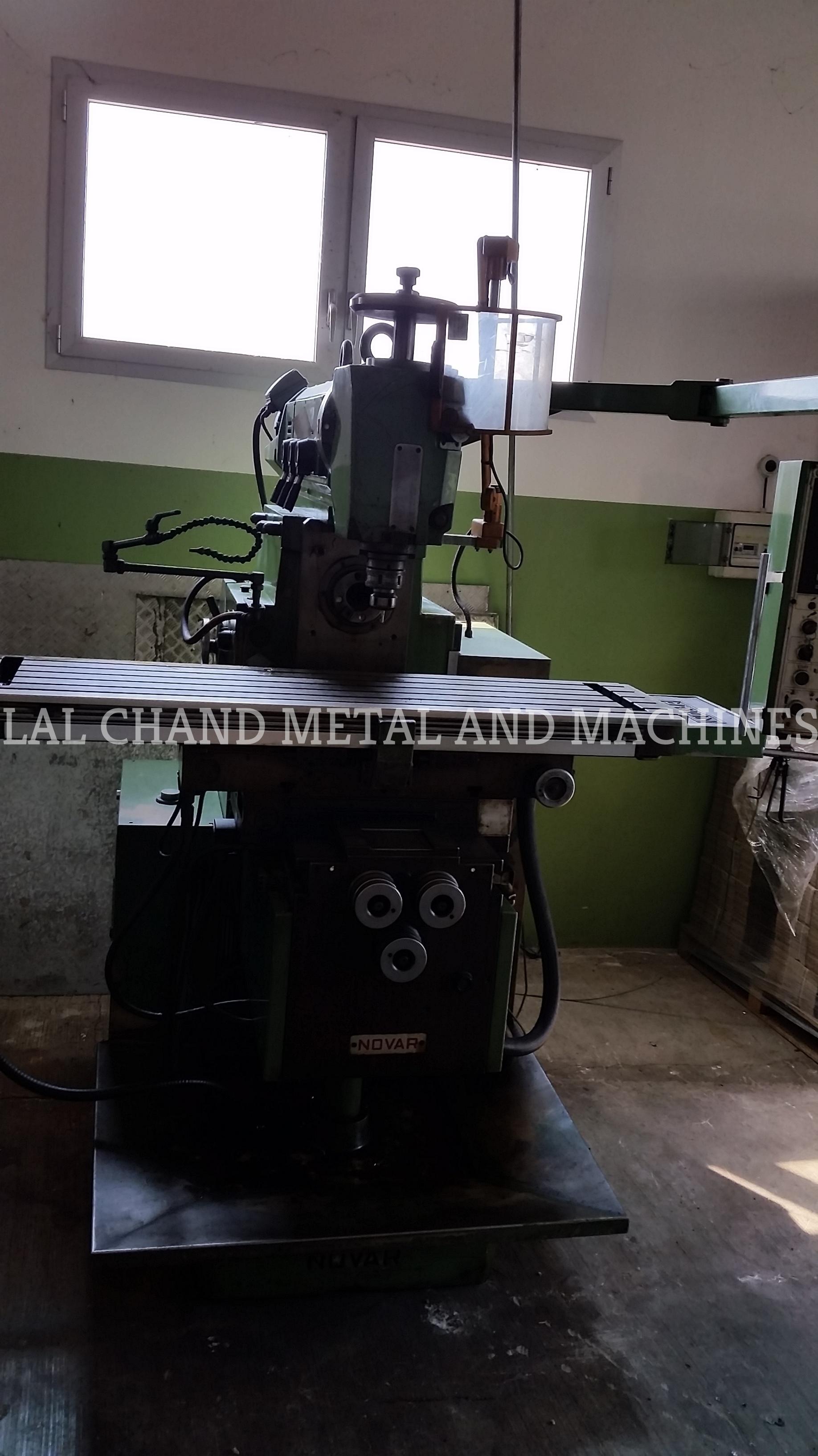 NOVAR 1500 K TO Universal Milling Machine