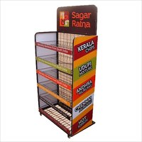 Snacks Display Stand