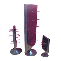 Two Side Revolving Display Stand