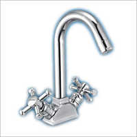 Piper - Central Hole Basin Mixer
