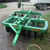 Disc Harrow Trailed Model
