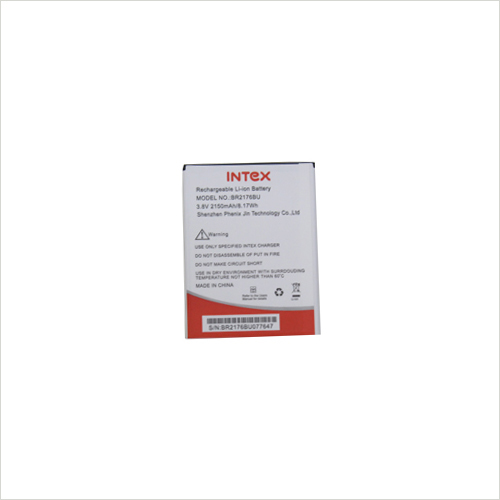 Intex Mobile Battery