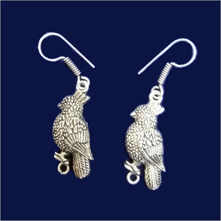 Ladies Bird Design Fancy Earrings