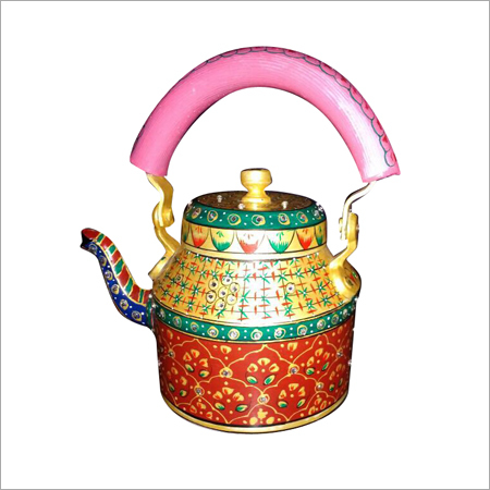 Hand Painted Designer Kettle