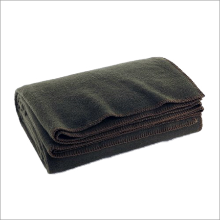 Olive Green Blankets