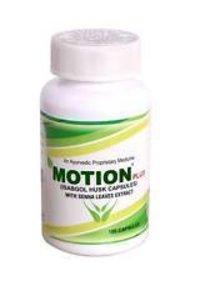 Motion Plus Isabgol Capsules
