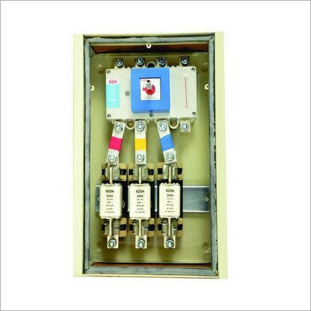 Electric Switch Fuse