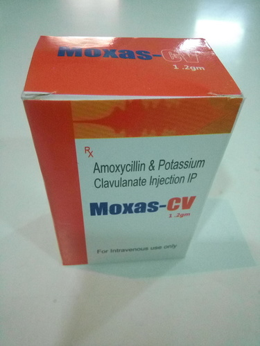 MOXAS-CV Injection