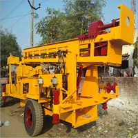 Rock drill machine