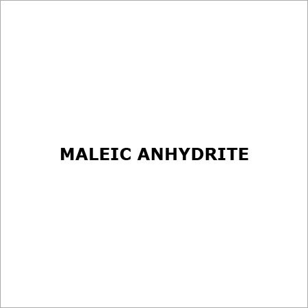 Maleic Anhydrite