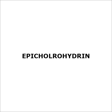 Epicholrohydrin