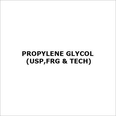 Propylene Glycol (USP,FRG & TECH)