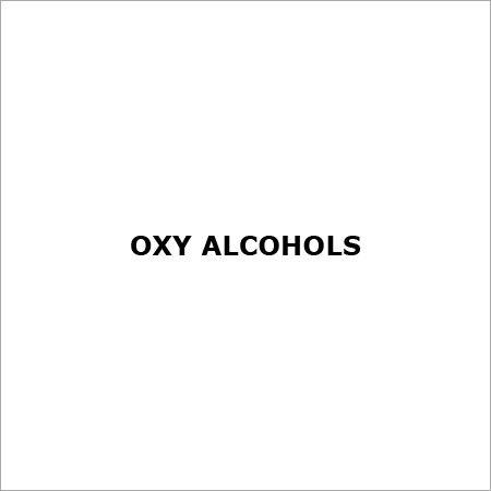 Oxy Alcohols