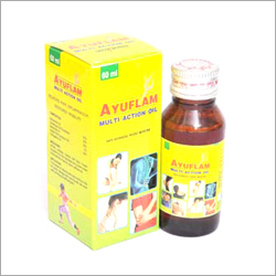 Ayuflam Multiaction Oil