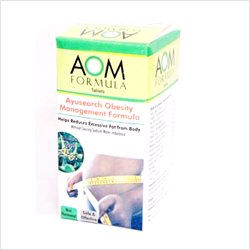 AOM Formula Obesity Tablet