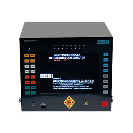Multichannel Flaw Detector