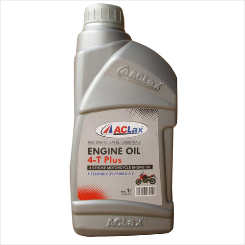 Engine Oil 4t Plus
