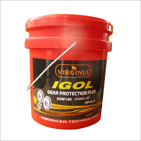 Gear Protection Plus oil