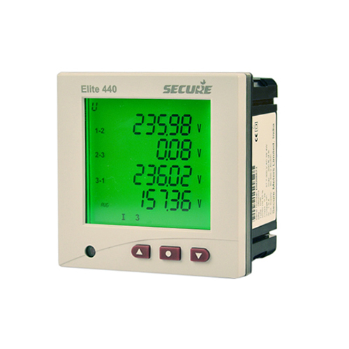 Secure Multi Function Meters Elite 444